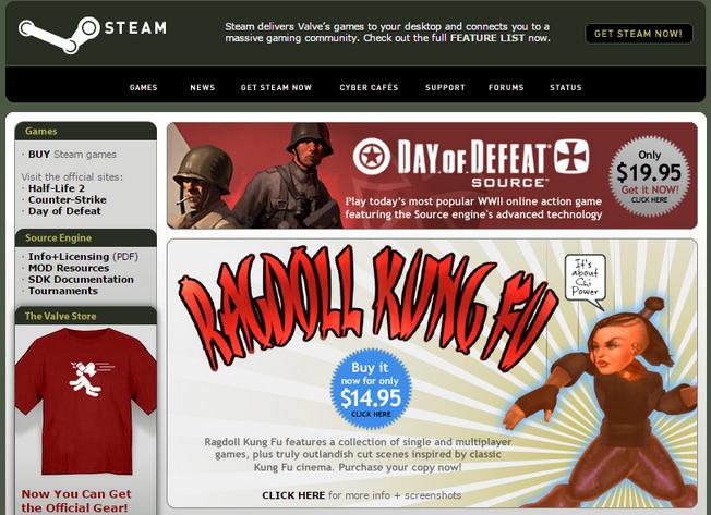20 lat Steam - platforma, która upowszechniła cyfrową dystrybucję  [5]