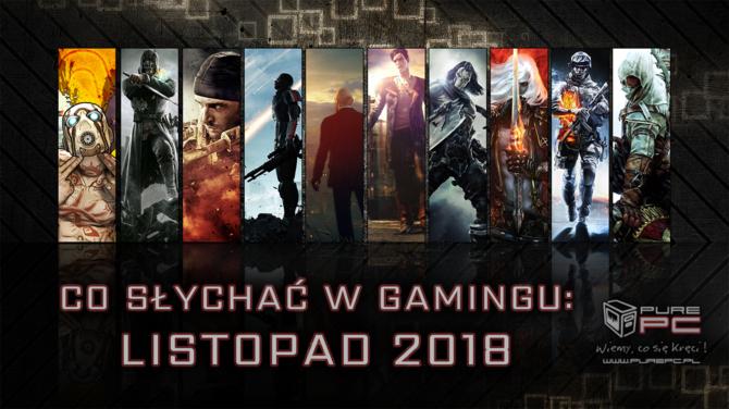 Najciekawsze premiery gier w listopadzie 2018. W co warto zagrać? [1]