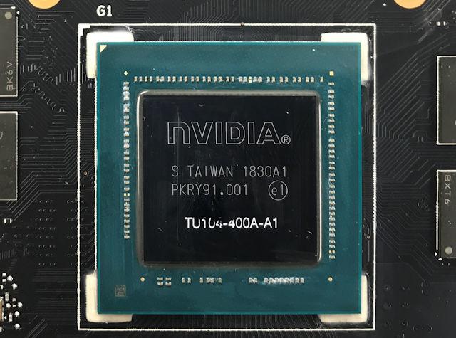 NVIDIA GeForce RTX 20x0 Mobile - czego oczekujemy po laptopach? [2]