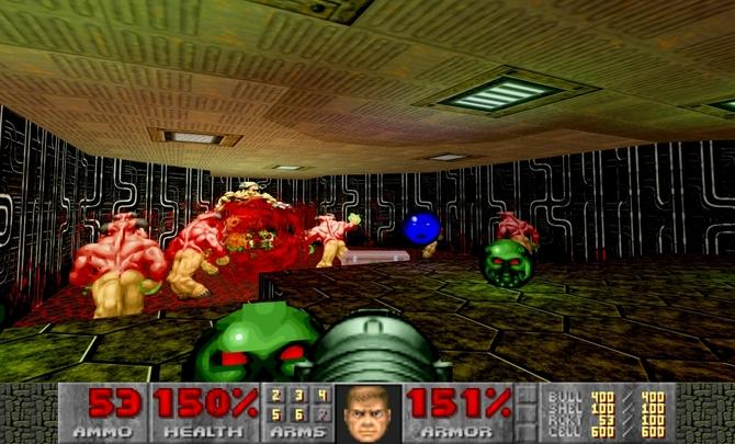 25 lat temu id Software pokazał DOOM i zdefiniował jak robić FPS-y [6]