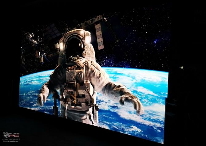 Telewizory na targach CES 2019 - cztery różne podejścia firm [11]