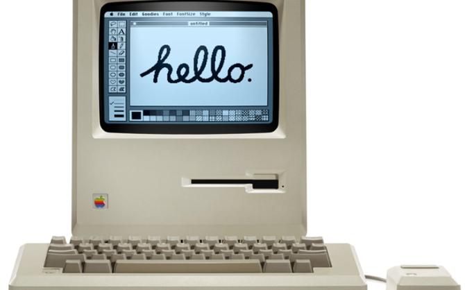 Apple Macintosh powstał 35 lat temu. To była ważna premiera [2]