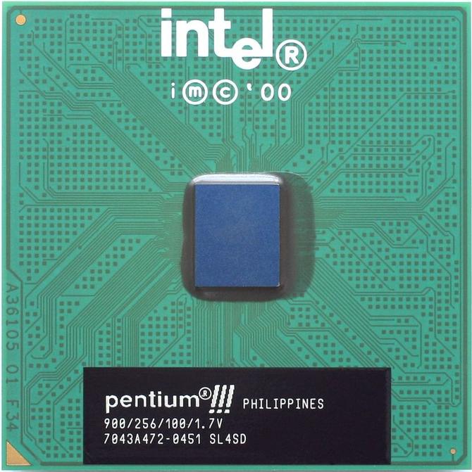Pamiętacie Intel Pentium III? Pierwszy model pojawił się 20 lat temu [3]
