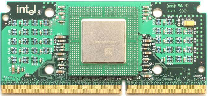 Pamiętacie Intel Pentium III? Pierwszy model pojawił się 20 lat temu [5]