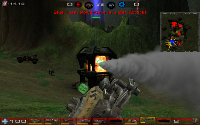 15 lat temu powstał Unreal Tournament 2004. W co dziś gra Epic? [26]