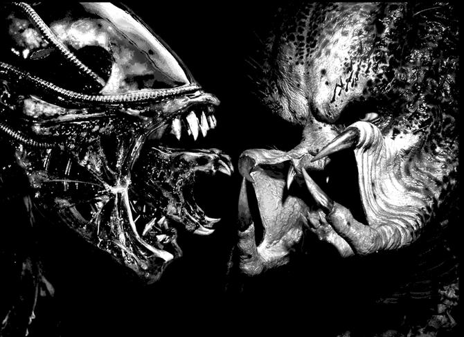 20 lat walk Obcych i Predatorów: historia lubi się powtarzać [11]