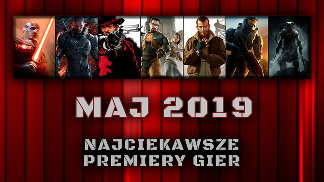 Najciekawsze premiery gier w maju 2019. W co warto zagrać? [1]