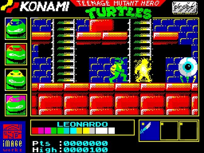 Wojownicze Żółwie Ninja: popkulturowe żółwiki obchodzą 30 lecie [3]