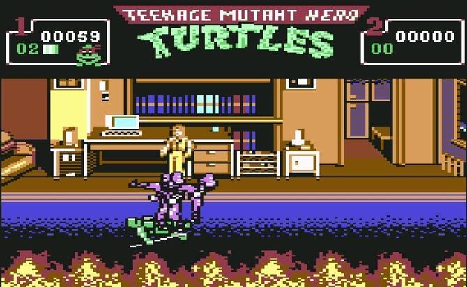 Wojownicze Żółwie Ninja: popkulturowe żółwiki obchodzą 30 lecie [9]