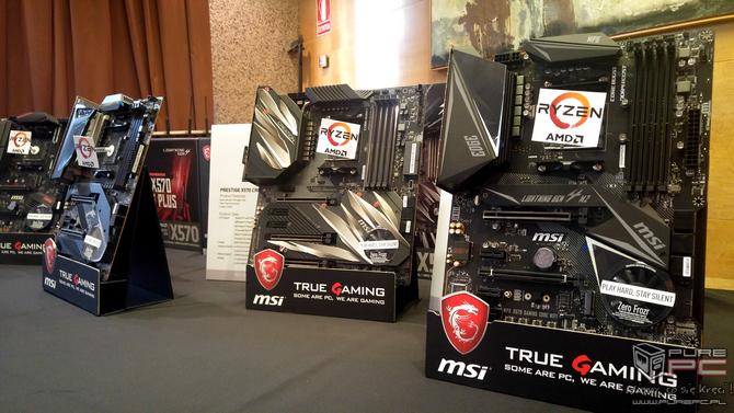 MSI Partner Convention. Poznajemy tajniki płyt głównych X570 [nc5]