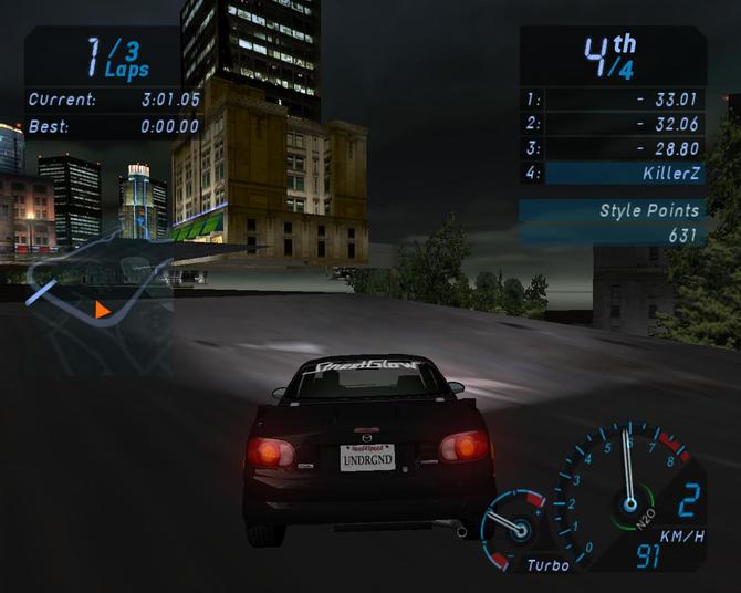 25 lat gry The Need for Speed: Świetne bolidy i niezwykłe pomysły [11]