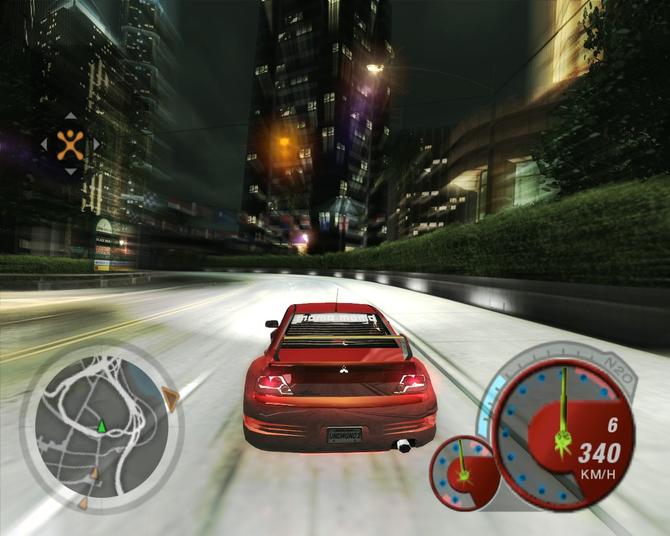 25 lat gry The Need for Speed: Świetne bolidy i niezwykłe pomysły [12]