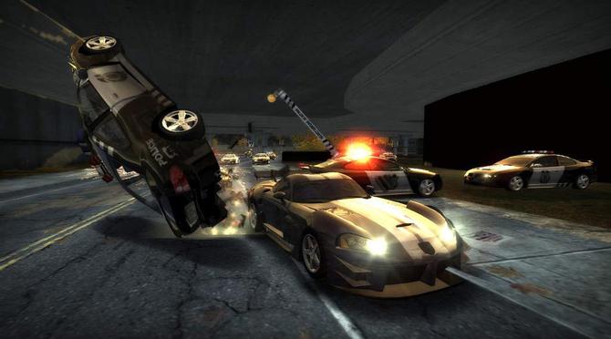 25 lat gry The Need for Speed: Świetne bolidy i niezwykłe pomysły [13]