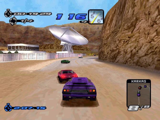 25 lat gry The Need for Speed: Świetne bolidy i niezwykłe pomysły [7]