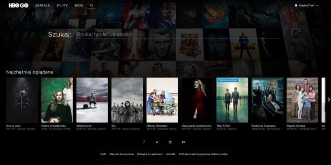 Czy HBO GO to jedna z najgorszych platform VOD na rynku? [6]