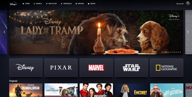 Disney+ debiutuje na rynku - sprawdzamy usługę i treści oryginalne [15]
