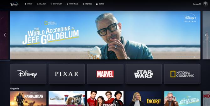 Disney+ debiutuje na rynku - sprawdzamy usługę i treści oryginalne [16]