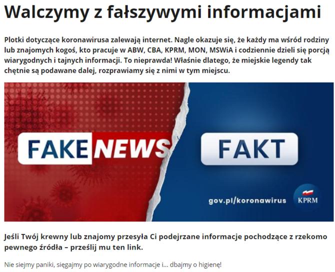 Fake newsy w dobie koronawirusa. Jak możemy z nimi walczyć? [4]