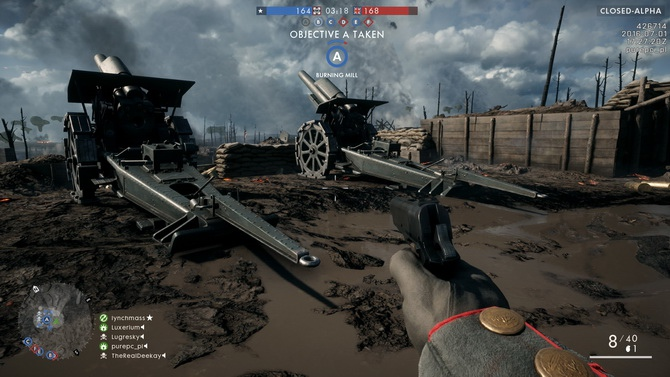 Gramy w Battlefield 1 PC - Zamknięta alfa dobrze rokuje [2]