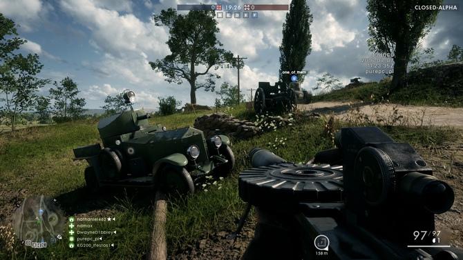 Gramy w Battlefield 1 PC - Zamknięta alfa dobrze rokuje [14]