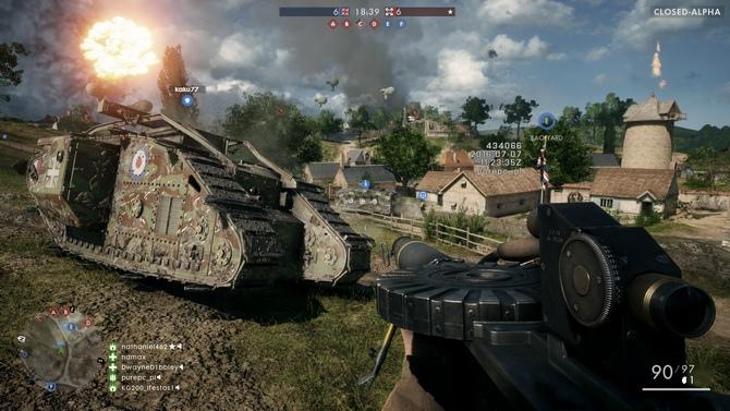 Gramy w Battlefield 1 PC - Zamknięta alfa dobrze rokuje [15]