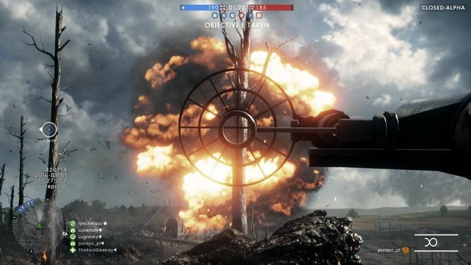 Gramy w Battlefield 1 PC - Zamknięta alfa dobrze rokuje [3]