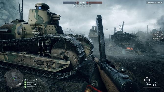 Gramy w Battlefield 1 PC - Zamknięta alfa dobrze rokuje [7]