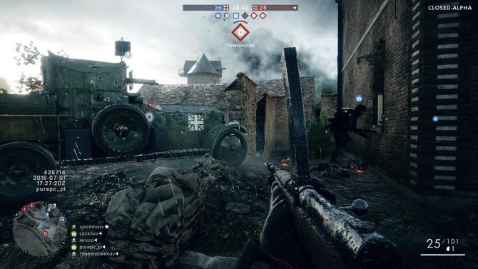 Gramy w Battlefield 1 PC - Zamknięta alfa dobrze rokuje [9]