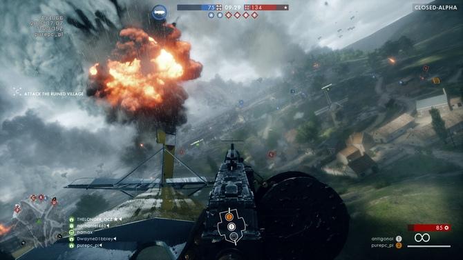Gramy w Battlefield 1 PC - Zamknięta alfa dobrze rokuje [10]