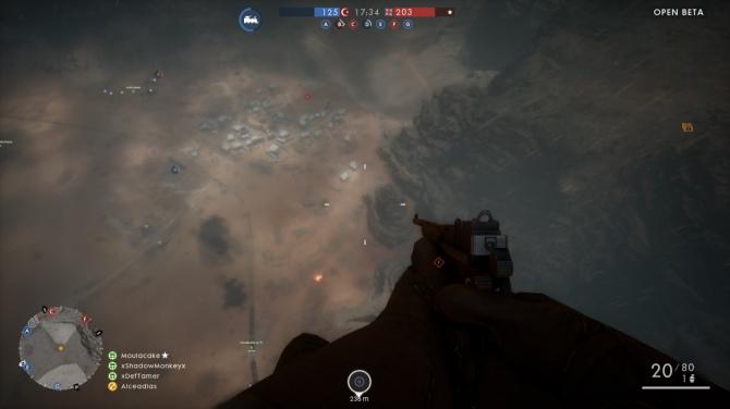 Battlefield 1 -wrażenia z otwartej bety, która dobrze rokuje [2]