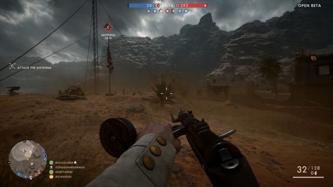 Battlefield 1 -wrażenia z otwartej bety, która dobrze rokuje [4]