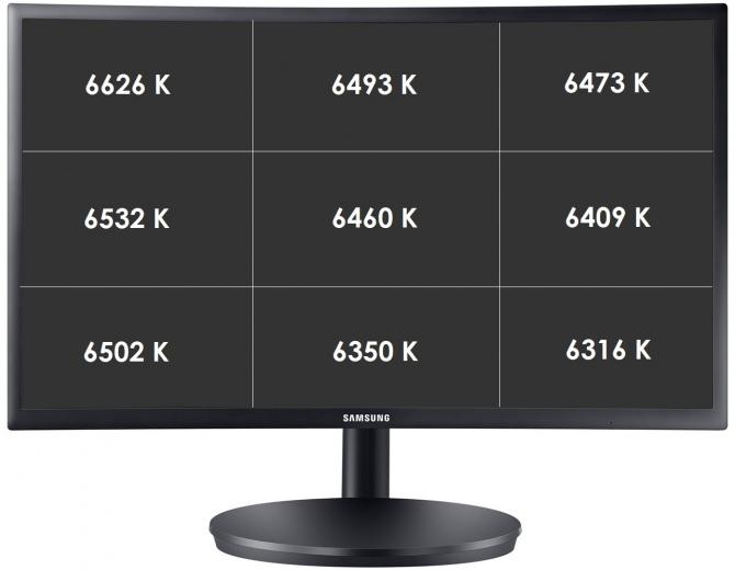 Samsung C24FG70FQU - 144 Hz, Quantum Dot, FreeSync i matryca [26]