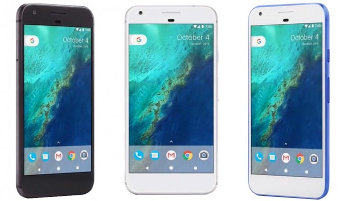 Mini-recenzja Google Pixel - limuzyna wśród smartfonów [1]