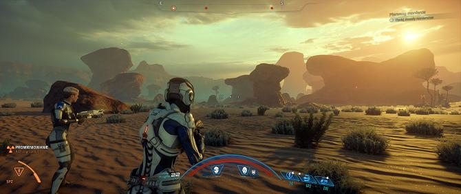 Wrażenia z gry Mass Effect: Andromeda - Quo Vadis BioWare? [nc3]