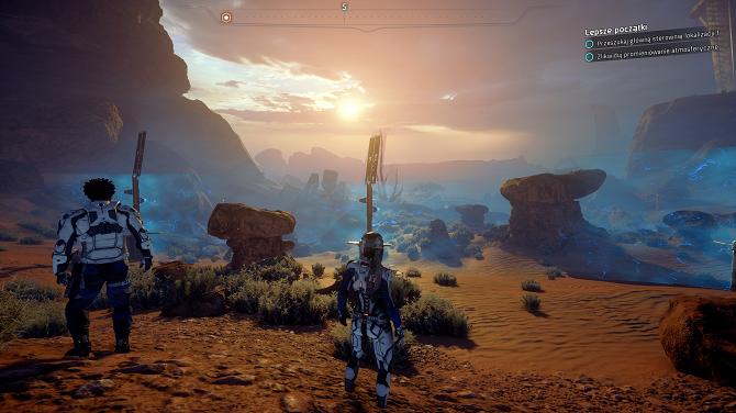 Wrażenia z gry Mass Effect: Andromeda - Quo Vadis BioWare? [nc7]