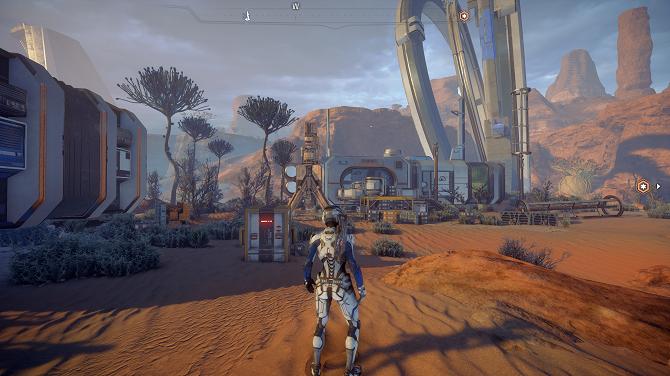 Wrażenia z gry Mass Effect: Andromeda - Quo Vadis BioWare? [nc8]