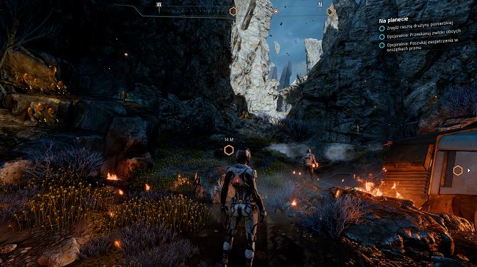 Wrażenia z gry Mass Effect: Andromeda - Quo Vadis BioWare? [nc9]