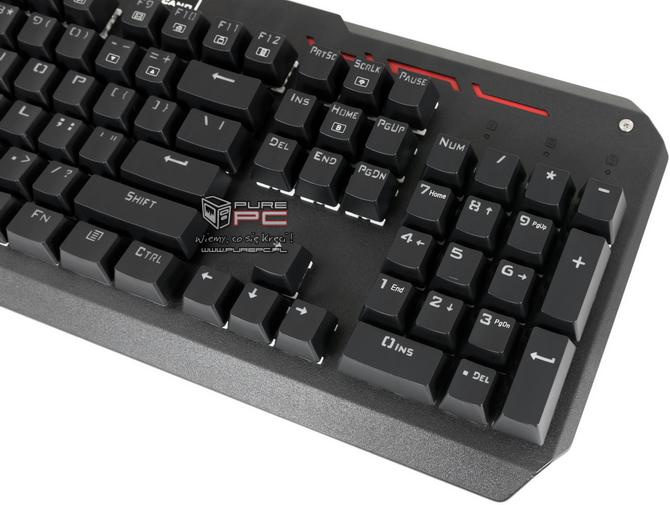 Modecom Volcano Hammer - Mechaniczna klawiatura za 159 złoty [nc5]