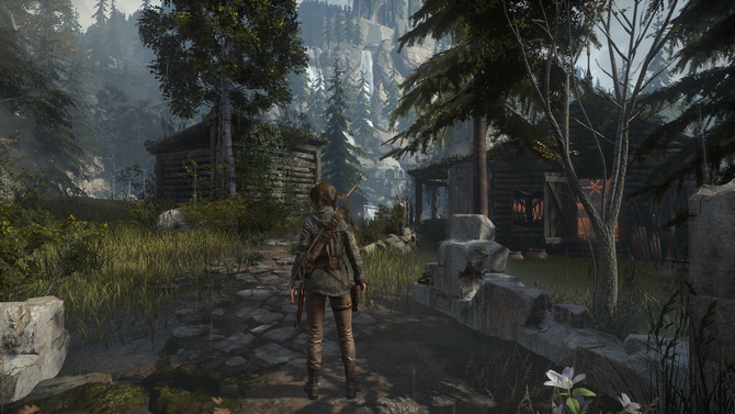 Test wydajności Rise of the Tomb Raider patch dla AMD Ryzen [1]