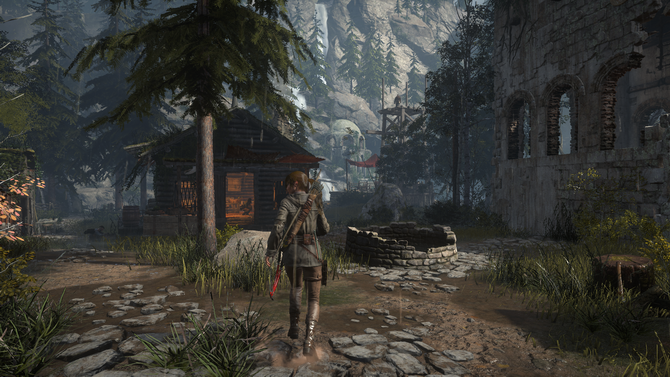 Test wydajności Rise of the Tomb Raider patch dla AMD Ryzen [2]