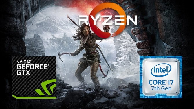 Test wydajności Rise of the Tomb Raider patch dla AMD Ryzen [4]