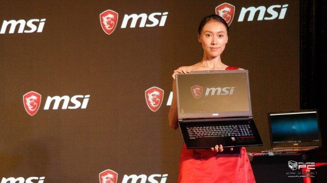 MSI GS63VR i GS73VR pierwsze wrażenia z użytkowania laptopów [8]