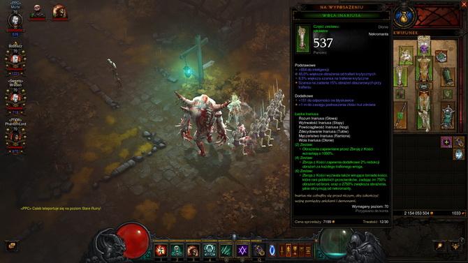 Krótka recenzja Diablo III: Przebudzenie Nekromantów PC [nc2]