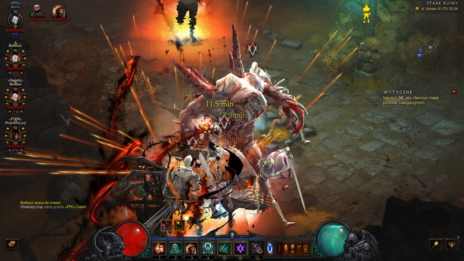 Krótka recenzja Diablo III: Przebudzenie Nekromantów PC [nc3]