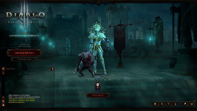 Krótka recenzja Diablo III: Przebudzenie Nekromantów PC [nc5]