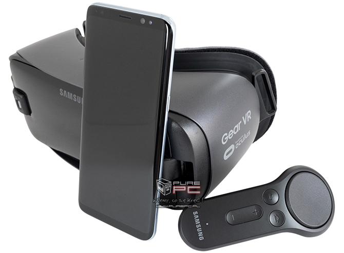 Samsung Gear VR - dobry wstęp do wirtualnej rzeczywistości [nc9]