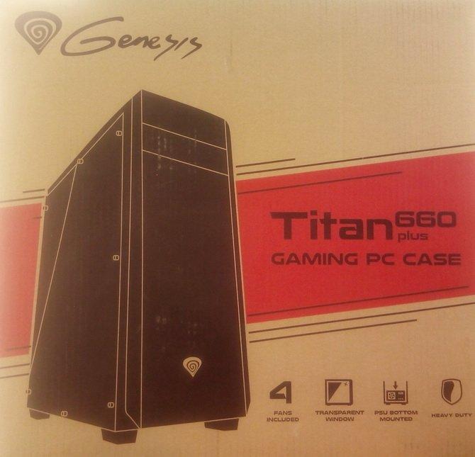Mini-recenzja czytelnika: obudowa Genesis Titan 660 Plus [1]