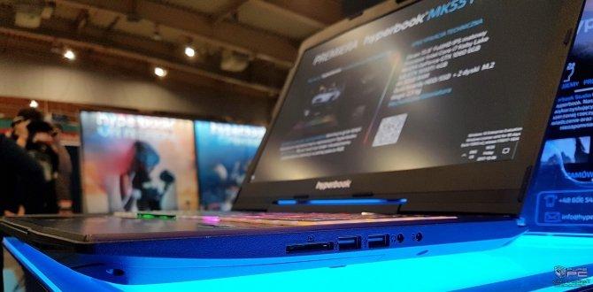 Hyperbook MK55 Pulsar - pierwsze wrażenia z użytkowania [3]