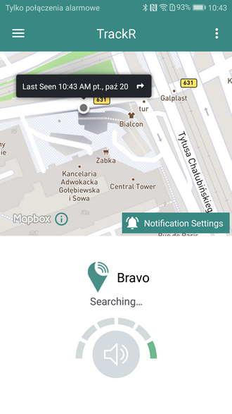 Jak działają lokalizatory TrackR Bravo i TrackR Pixel? [nc1]