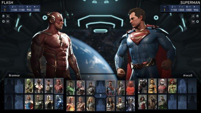 Injustice 2 - sprawdziliśmy nową grę twórców Mortal Kombat [2]